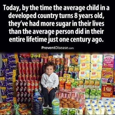 processed food-real food-sugar-fat