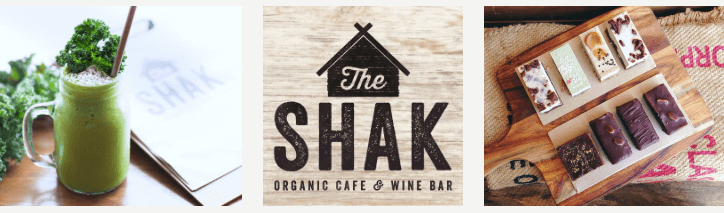 The Shack Banner